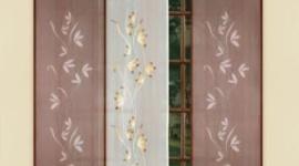 Kolekcja żakardowych paneli okiennych HAFT S.A. pokazuje prawdziwy charakter