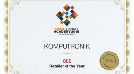 Komputronik najlepszym detalistą w Europie Środkowo-Wschodniej