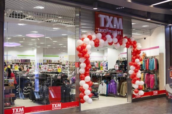 Od początku roku w sieci TXM textilmarket przybyło 9 nowych placówek