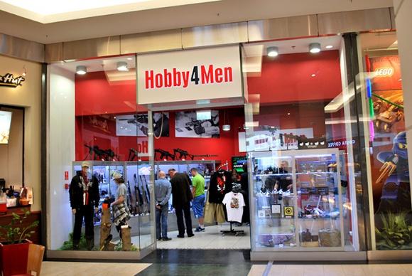 Dwa nowe salony Hobby4Men.com w Warszawie