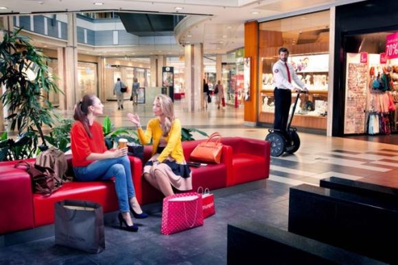 Centrum handlowe – bezpieczeństwo na różnych poziomach