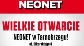 NEONET doposażył i zmodernizował sklep w Tarnobrzegu