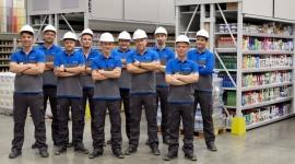 Zespół profesjonalistów w Castoramie w Lesznie