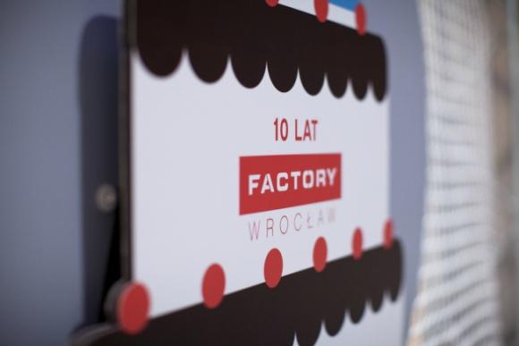 Strzelili w dziesiątkę, czyli innowacyjnie na urodziny Factory Wrocław