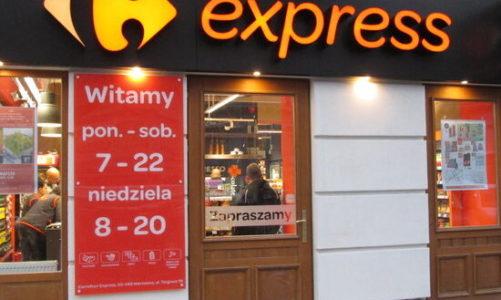 11 nowych sklepów convenience Carrefour otwartych w listopadzie
