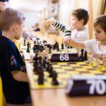 Turniej szachowy ze wsparciem Lodziarzy