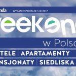 Weekend w Polsce – nowe wydanie specjalne miesięcznika Weranda.
