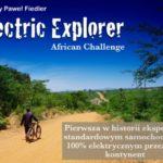 Arkady P. Fiedler – nowa wyprawa samochodem elektrycznym przez Afrykę