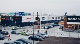 Quick Park w Mysłowicach z salonem Vision Express