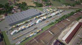 W Łapach powstanie nowoczesne Centrum Logistyczne wraz z Terminalem Kontenerowym
