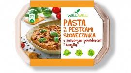 Nowość Well Well – Pasta z pestkami słonecznika z suszonymi pomidorami i bazylią