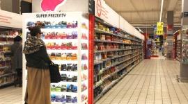 Super Prezenty w sklepach Carrefour