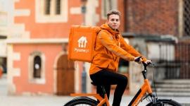 Ekologiczne dostawy rowerowe Pyszne.pl startują we Wrocławiu