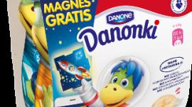 Nowa, kosmiczna kampania Danonków