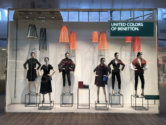 United Colors of Benetton powraca do Wrocław Fashion Outlet