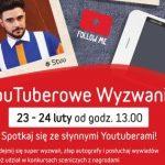 Avenida Challenge, czyli YouTuberowe wyzwania w poznańskim Centrum