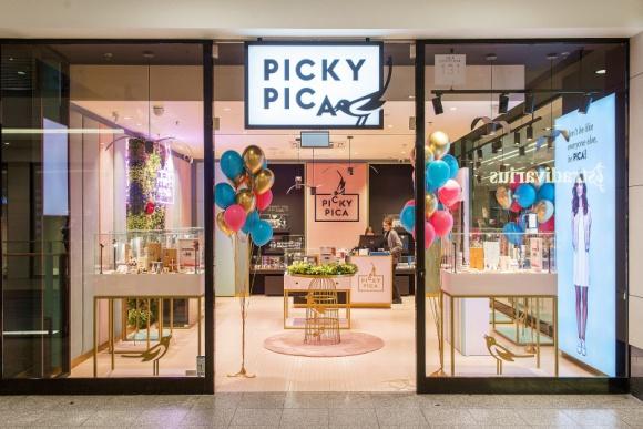 Pierwszy salon Picky Pica w Polsce w Galerii Krakowskiej