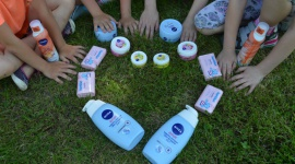 NIVEA wspiera dzieci z SOS Wiosek Dziecięcych