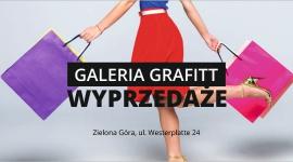 Galeria Grafitt kusi pierwszymi wyprzedażami