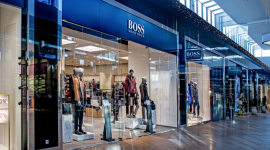 BOSS Outlet już otwarty we Wrocław Fashion Outlet