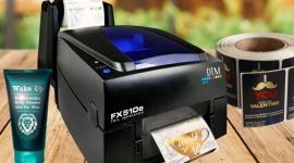 FX510e – Nowy system do foliowania i metalizacji etykiet firmy DTM Print.