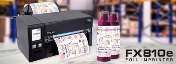 Pozłacane etykiety na Twoich produktach