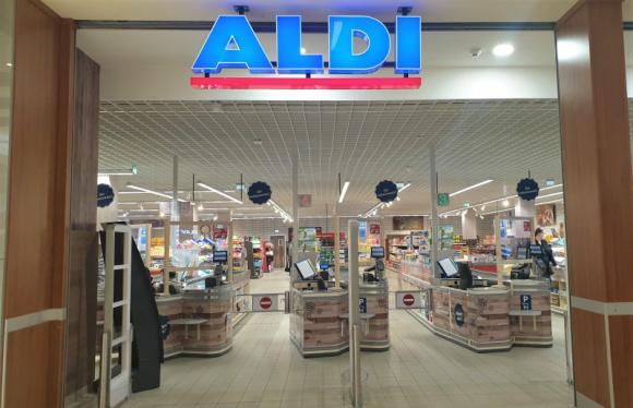 ALDI w Zielonych Arkadach z największym sklepem w Polsce