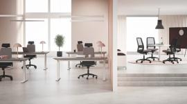 Claro – nowy fotel biurowy w ofercie Kinnarps – genialny w swojej prostocie