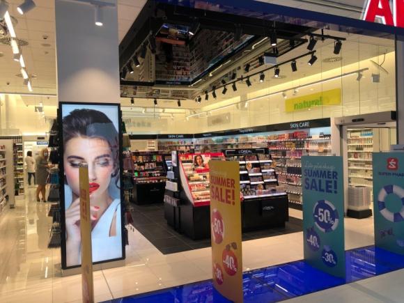 Drogeria Super-Pharm w Galerii Młociny już otwarta