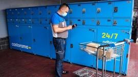 Castorama z własnym automatem do odbierania zamówień