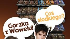 Coś słodkiego i coś mlecznego – Wawel z kampanią czekolad