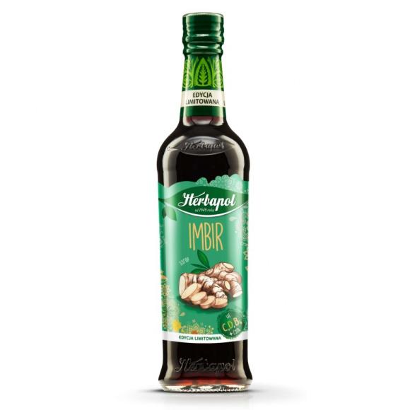 Syropy sezonowe od marki Herbapol – aromatyczne smaki idealne na jesienno-zimowy