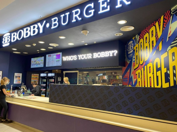 Zielone Arkady z największą siecią burgerowni w Polsce