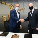 FANUC POLSKA OBEJMUJE PATRONATEM HONOROWYM PROJEKT NAZCA 4.0
