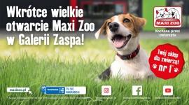 Maxi ZOO otworzy się w Galerii Zaspa