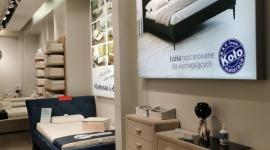 Salon firmowy KOŁO Materace i Łóżka nowym najemcą w CH Focus